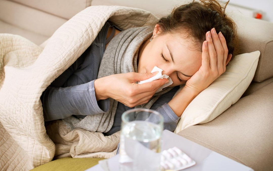 How to Protect Your Family from Colds & Flu