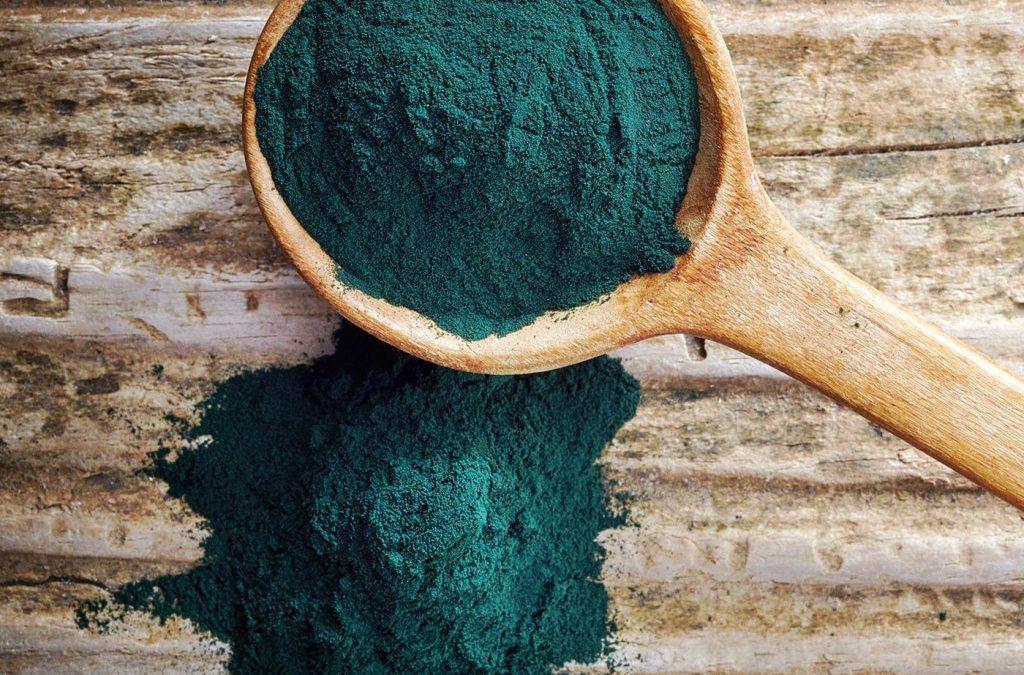 Blue-Green Algae (Lan Zao) / Spirulina